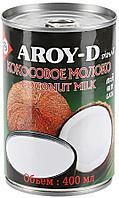 Кокосовое молоко AROY-D (жирность 17-19%), 400 мл., ж/б