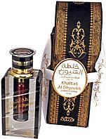 Арабские масляные духи NABEEL KHALTAT AL SHYOOKH /  Хальтат Аль-Шайук, 12 мл.