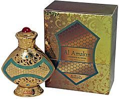 Арабские масляные духи NABEEL AL AMAKIN / Аль-Амакин, 20 мл.