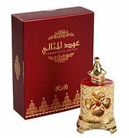 Арабские масляные духи RASASI OUDH  ALMETHALI / УД АЛЬ-МЕТАЛИ, 15 мл.