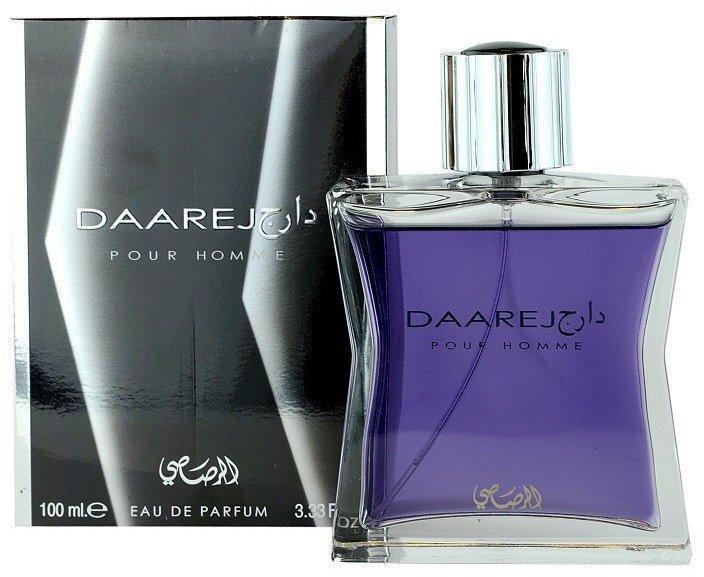 Арабская парфюмированная вода RASASI DAAREJ / ДААРЕДЖ, 100 мл.