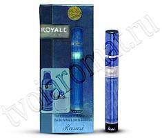 Арабская парфюмированная вода RASASI ROYALE BLUE / КОРОЛЕВСКИЙ СИНИЙ, 10 мл.