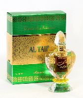 Арабские масляные духи RASASI AL TAIF / АЛЬ ТАИФ,15 мл.