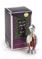 Арабские масляные духи RASASI DHAN OUDH AL MUBAKHAR / ДАН АЛЬ УД МУБАКХАР, 3 мл.