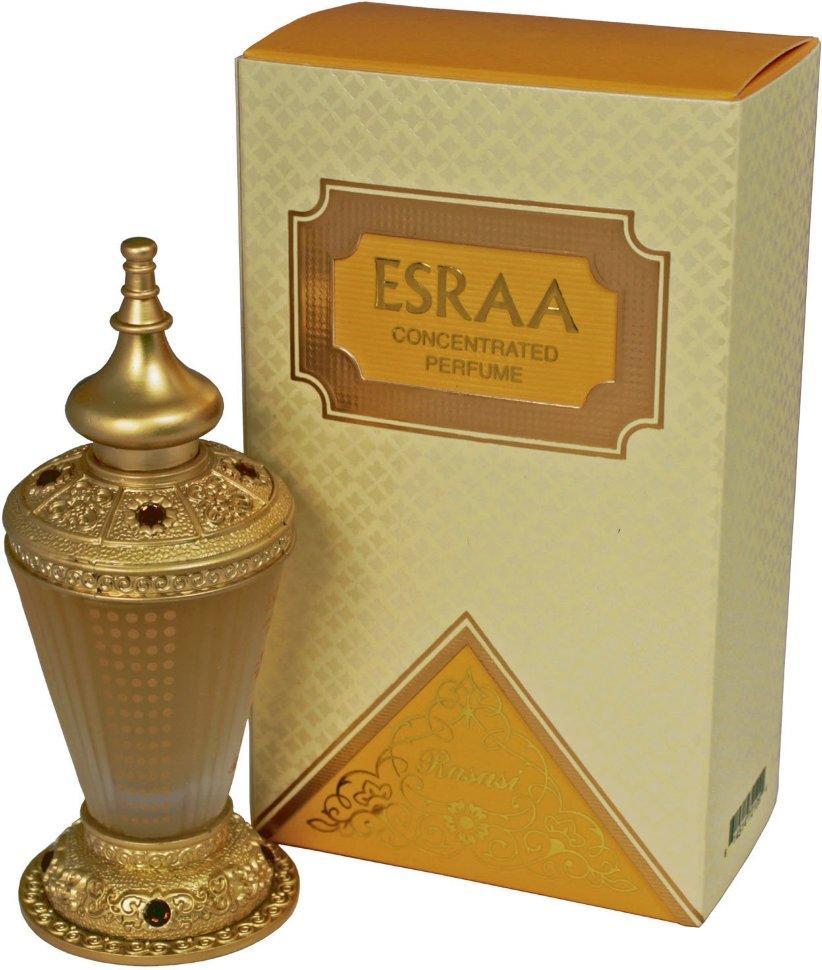 Арабские масляные духи RASASI ESRAA / ЭСРА, 30 мл.