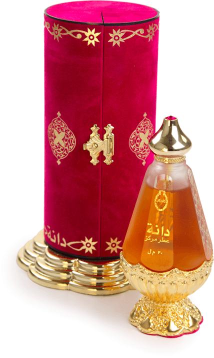 Арабские масляные духи RASASI DANAH / ДАНА, 30 мл.