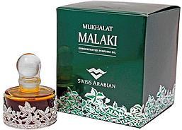 Арабские масляные духи SWISS ARABIAN MUKHALAT MALAKI / Мухаллат Малаки, 30 мл.