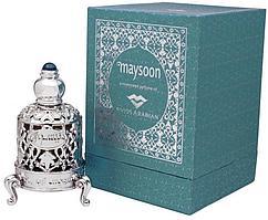 Арабские масляные духи SWISS ARABIAN MAYSOON / Мэйсун, 15 мл.