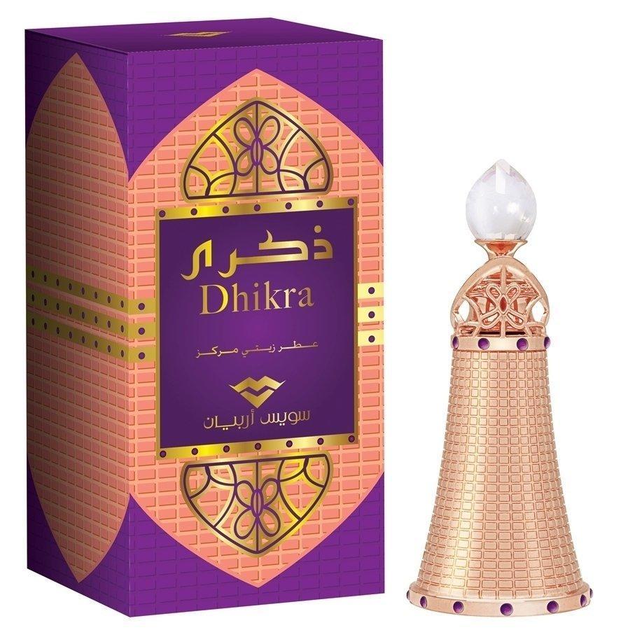 Арабские масляные духи SWISS ARABIAN DHIKRA / Дикра, 10 мл.
