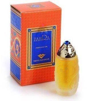 Арабские масляные духи SWISS ARABIAN ZAHRA / Захра, 30 мл.