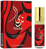 Арабские масляные духи SWISS ARABIAN NADA / Нада, 6 мл.