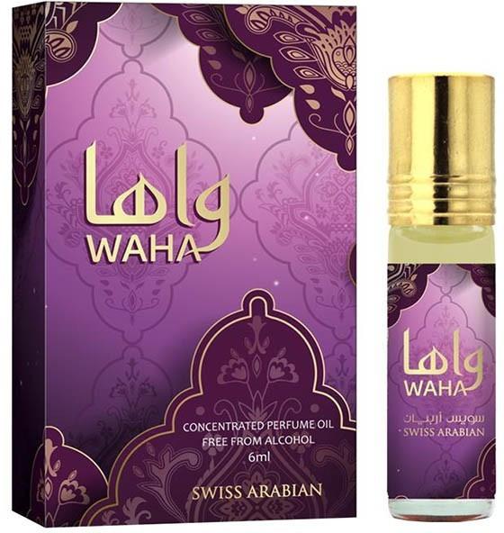 Арабские масляные духи SWISS ARABIAN WAHA / Уаха, 6 мл.