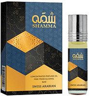 Арабские масляные духи SWISS ARABIAN SHAMMA / Шамма, 6 мл.