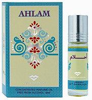 Арабские масляные духи SWISS ARABIAN AHLAM / Ахлам, 6 мл