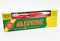 Зубная паста Miswak 190 гр. с бесплатной зубной щеткой