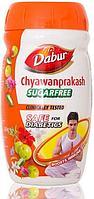 Аюрведический джем Чаванпраш Chawanprash Dabur без сахара, 500 г.
