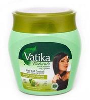 Маска для волос VATIKA Контроль выпадения волос (кактус, чеснок, гаргир), 500 мл.