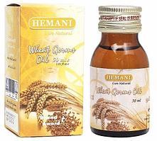 Масло зародышей пшеницы косметическое от Hemani, 30 мл