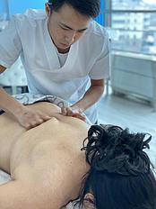 Обучение массажу 1