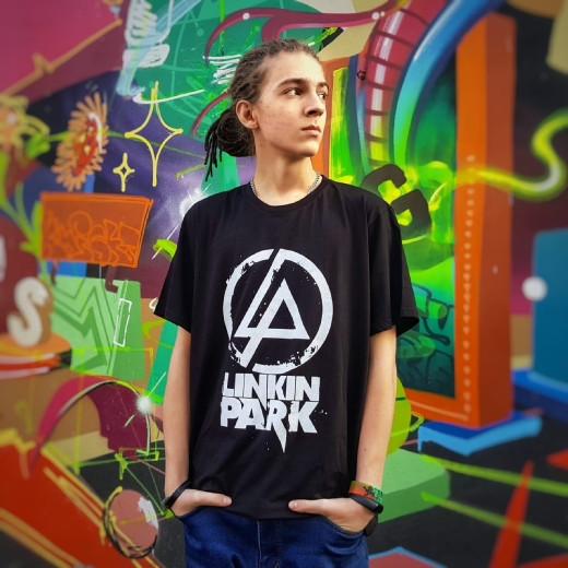 """Футболка """"Linkin Park"""" Линкин Парк"""
