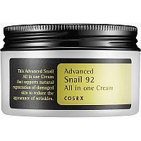 Многофункциональный крем с муцином улитки COSRX Advanced Snail 92 All in one Cream (100гр.)