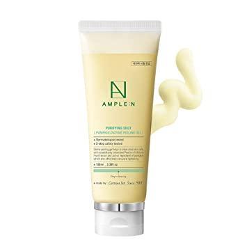 Нежный пилинг-гель с экстрактом тыквы Ample:N Purifying Shot Pumpkin Enzyme Peeling Gel (100мл)