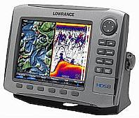 Навигатор-эхолот LOWRANCE Мод. HDS-8 (без излучателя) R44800