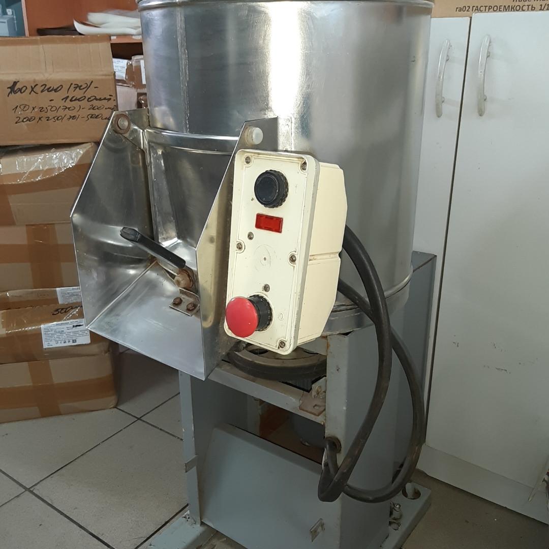 Машина картофелеочистительная МОК-300 б/у