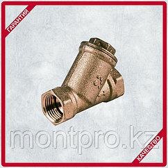 Фильтр сетчатый лат. муфтовый М/М (4008)