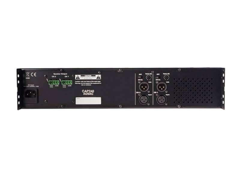 Усилитель 100V AUDAC CAP248