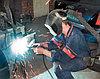 Осваиваем сварку металла автомобиля с помощью полуавтомата