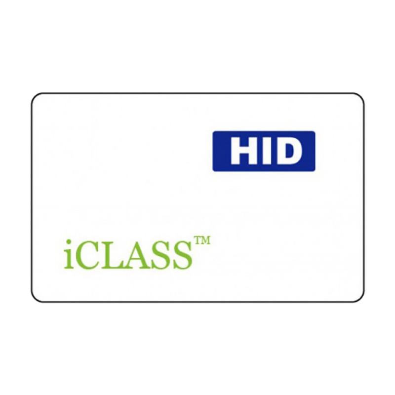 Смарт-карта iCLASS (16 Кб, 2 сектора) iC-2001