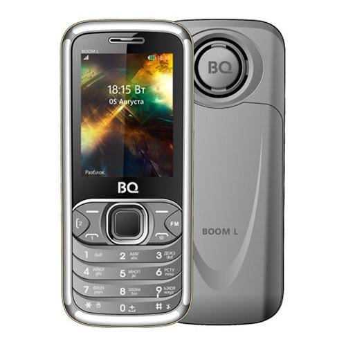 Мобильный телефон BQ-2427 BOOM L (Grey)