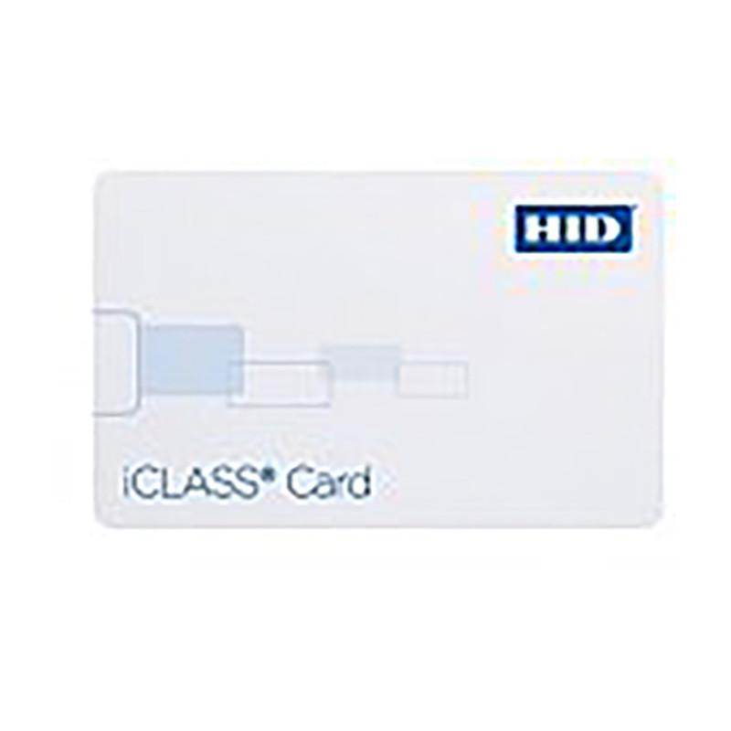 Смарт-карта iCLASS (16Кб x2 + 16Кб x1) iC-2003