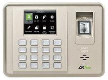 SILKFP-100TA - Автономный биометрический (по отпечаткам пальцев) SilkID-считыватель с функциями учёта времени,