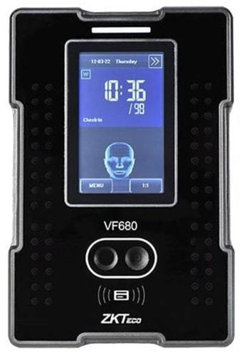 VF680 - Биометрический (с распознавание лица) антивандальный терминал контроля доступа с функциями учёта времени, посещаемости и управления доступом.