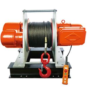 Лебедка электрическая TOR KDJ (0.5Т х 70М, 380В)