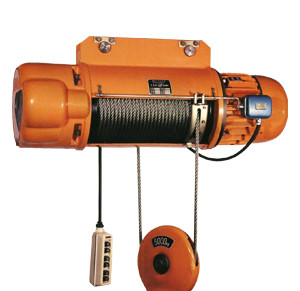 Таль электрическая стационарная TOR ТЭК (CD) г/п 10,0 т 24 м