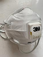 Респираторы FFP2 медицинские противотуберкулезные с выпускным клапаном