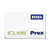 Смарт-карта iCLASS и proximity (2 Кб, 2 сектора) iC-2020