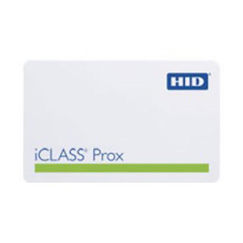 Смарт-карта iCLASS и proximity (16 Кб, 2 сектора) iC-2120
