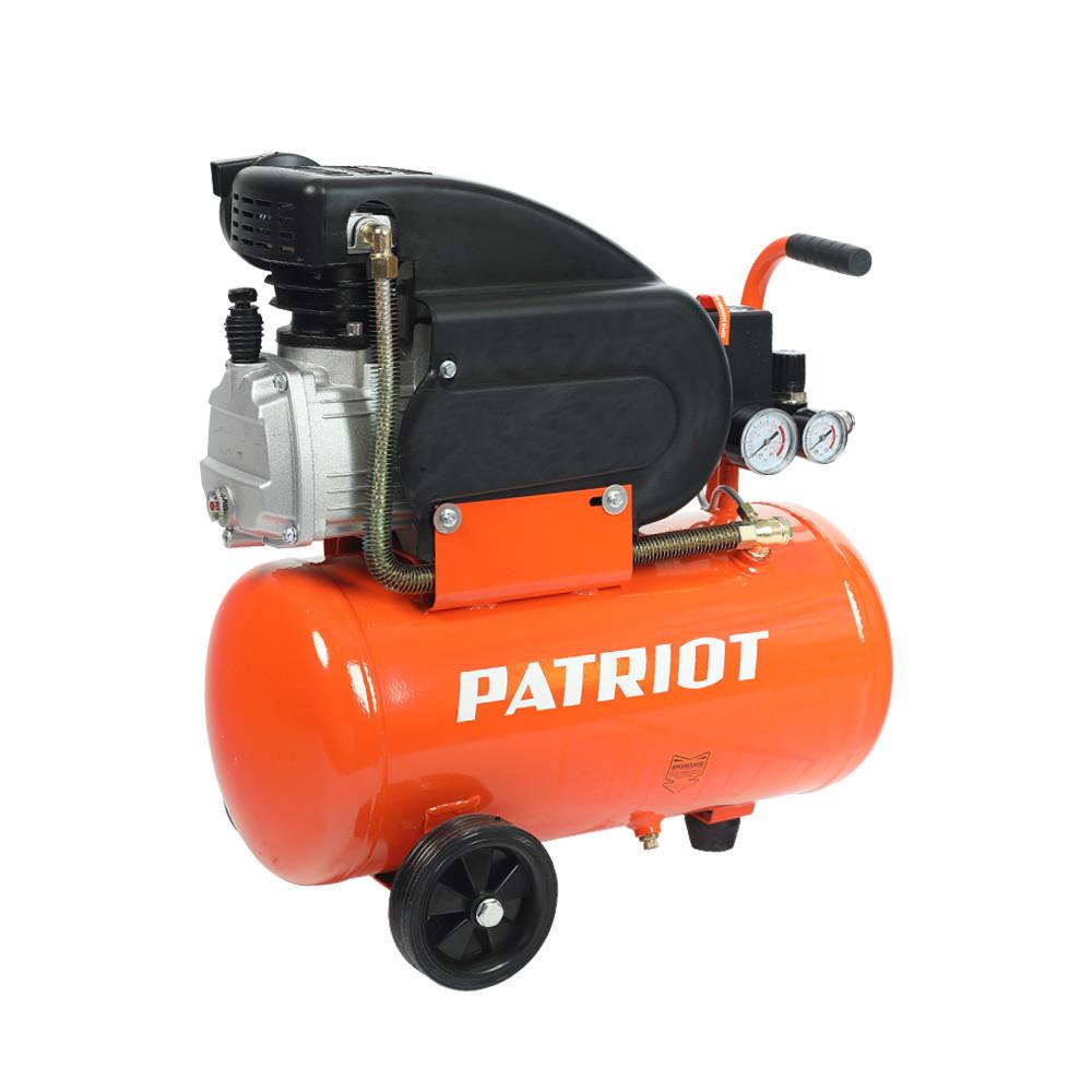 Компрессор поршневой PATRIOT LRM 24-240C