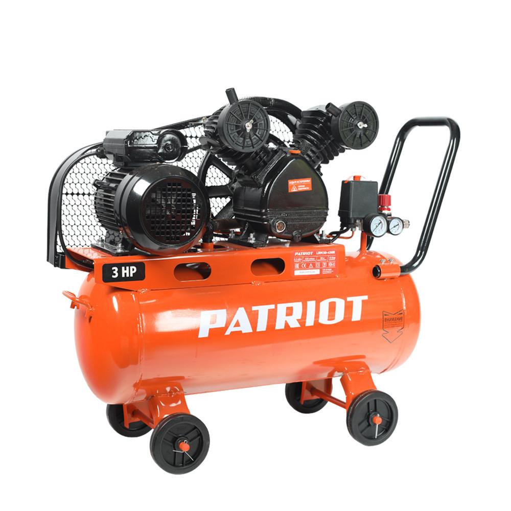 Компрессор поршневой PATRIOT LRM 50-430R