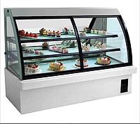 Витринный холодильный шкаф