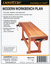 План верстака *Modern workbench*