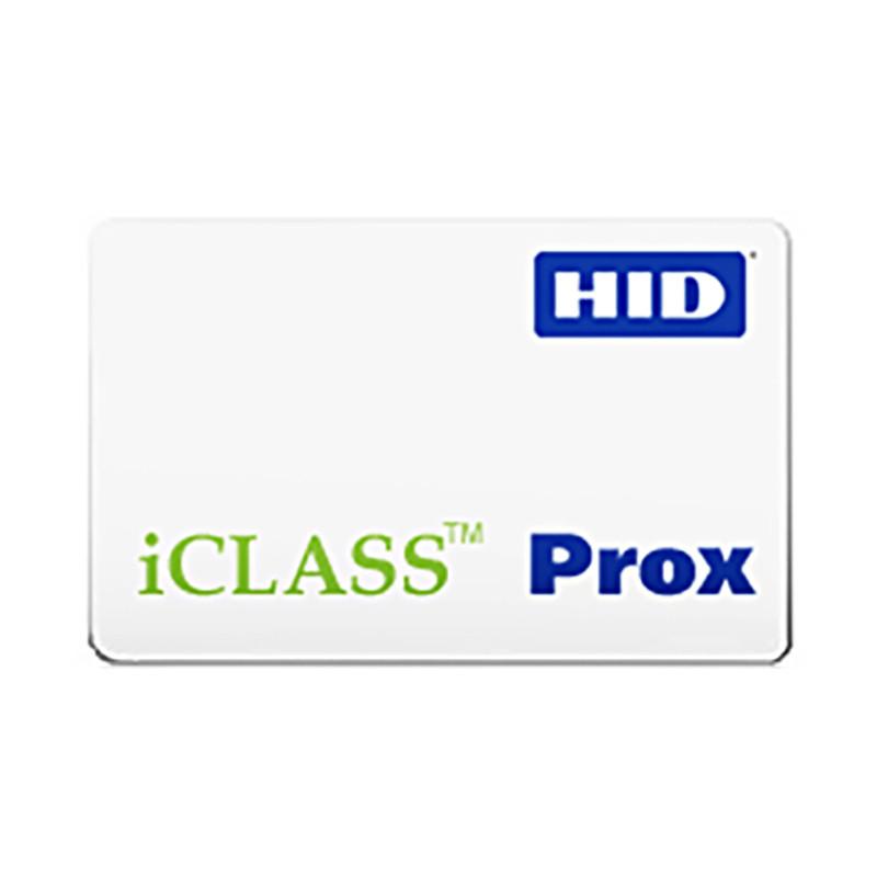 Смарт-карта iCLASS и proximity (16 Кб, 16 секторов) iC-2022