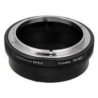 Переходник объектива Canon FD на Sony NEX VG20EH