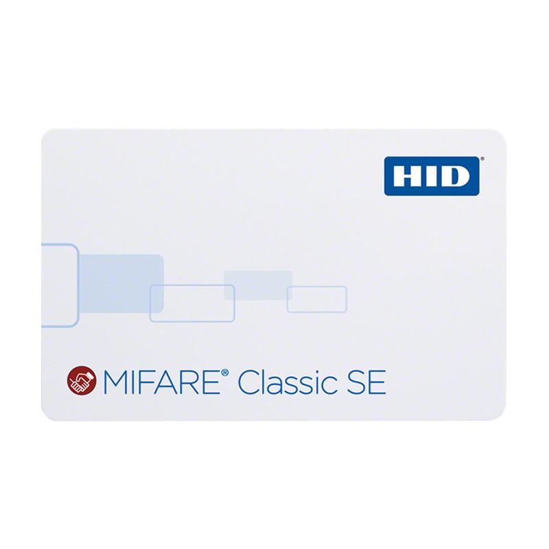 Бесконтактные композитная UHF смарт-карта + MIFARE 603