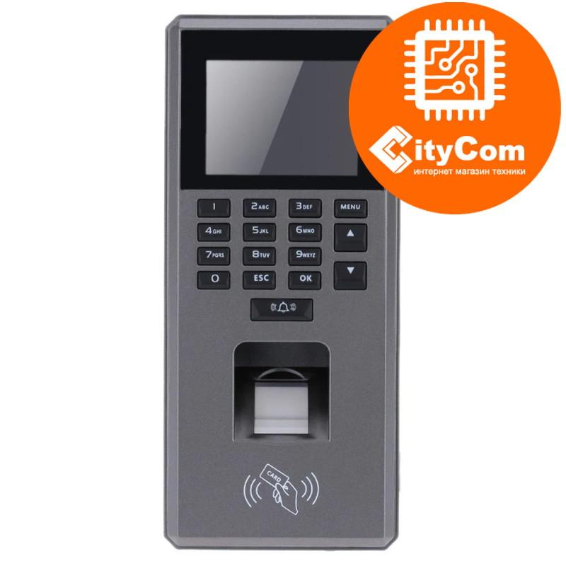 Биометрический терминал контроля доступа отпечаток пальца + RFID DS-F15D Арт.6298 - фото 1