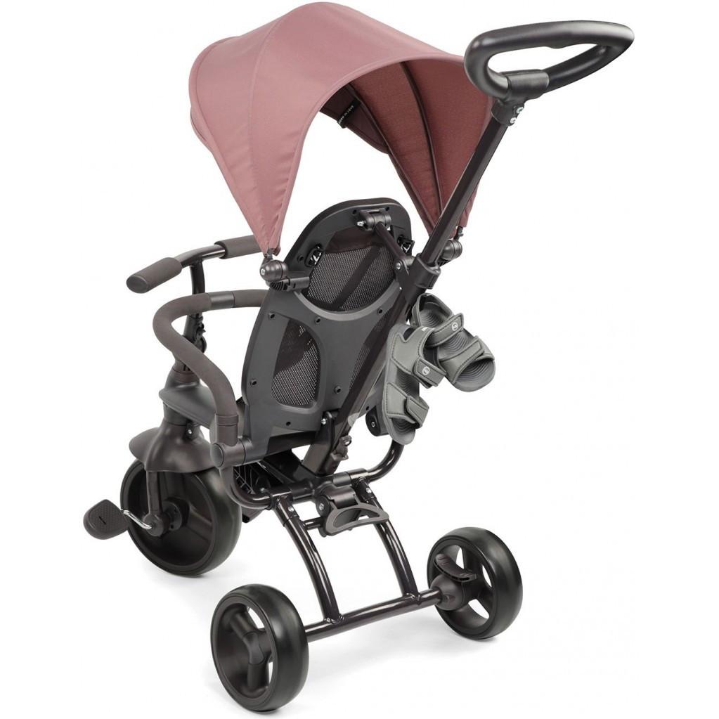 "Велосипед трёхколёсный Happy Baby ""MERCURY"", (brown)"